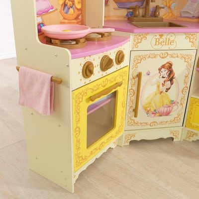 Disney Princess Belle Pastry Kitchen By Kidkraft Target 97