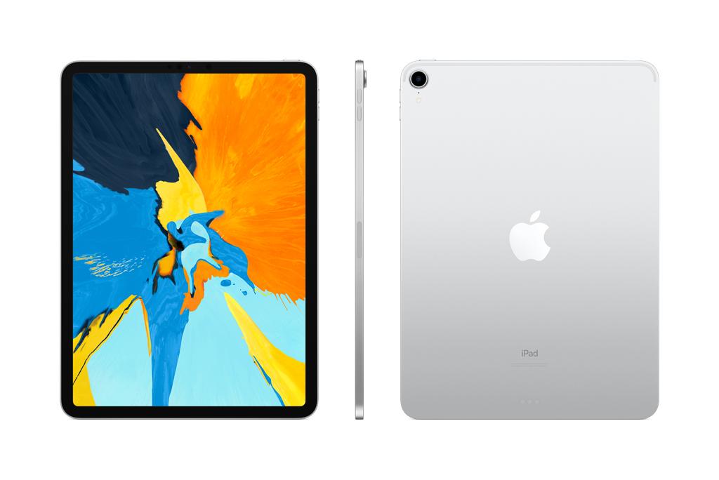 Apple 11-inch iPad Pro (2018) Wi-Fi + Cellular 256GB - Silver -Walmart $900