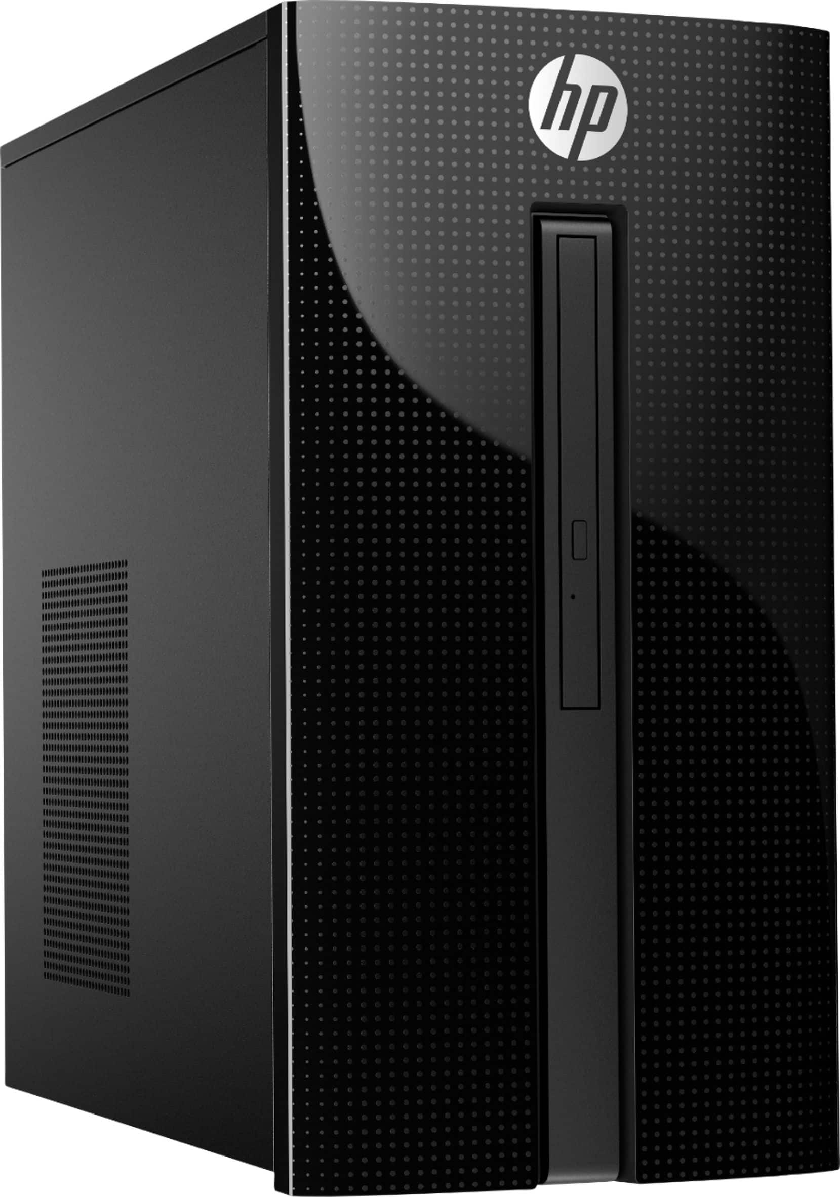 Miraculous Hp Desktop Intel Core I7 8Gb Memory 1Tb Hard Drive Black 460 Interior Design Ideas Tzicisoteloinfo