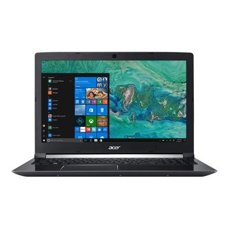 "Acer Aspire 7 A715-72G-79BH, 15.6"" Full HD, 8th Gen Intel Core i7-8750H, NVIDIA GeForce GTX 1050, 8GB DDR4, 1TB HDD, HDMI 2.0, Fingerprint Reader, Windows Hello $600"
