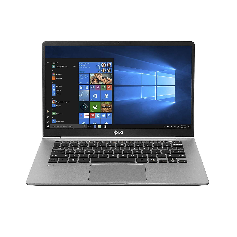 """LG Gram Laptop - 14"""" Full HD Display, Intel 8th Gen Core i7, 16GB RAM, 256GB SSD $1100"""