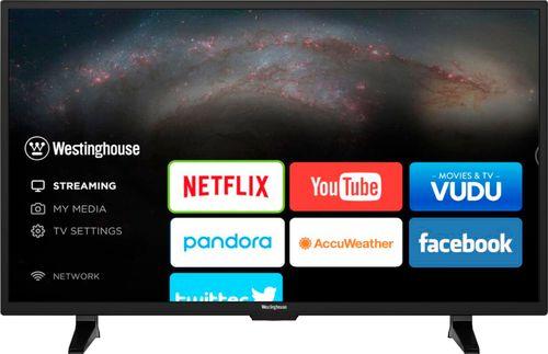 "Westinghouse 39"" Class LED 720p Smart HDTV WD39HB2108 - Best Buy $160"
