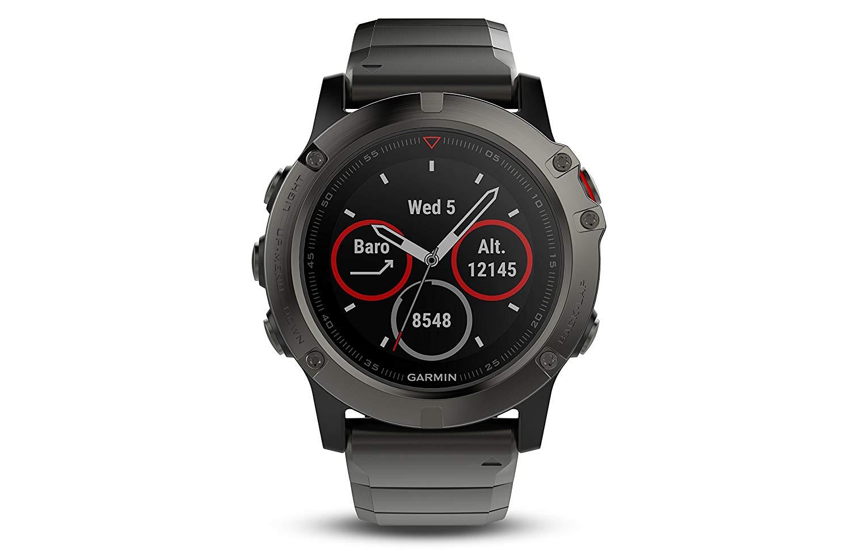 Garmin Fenix 5X Sapphire Ultimate Multisport GPS Watch $465