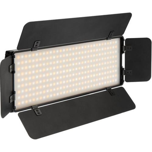 Genaray Ultra-Thin Bicolor 288 SMD LED On-Camera Light Basic Kit $80