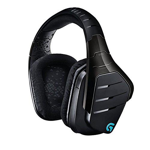 Logitech G933 Artemis Spectrum Gaming Headset Black 981-000585 - Best Buy $75