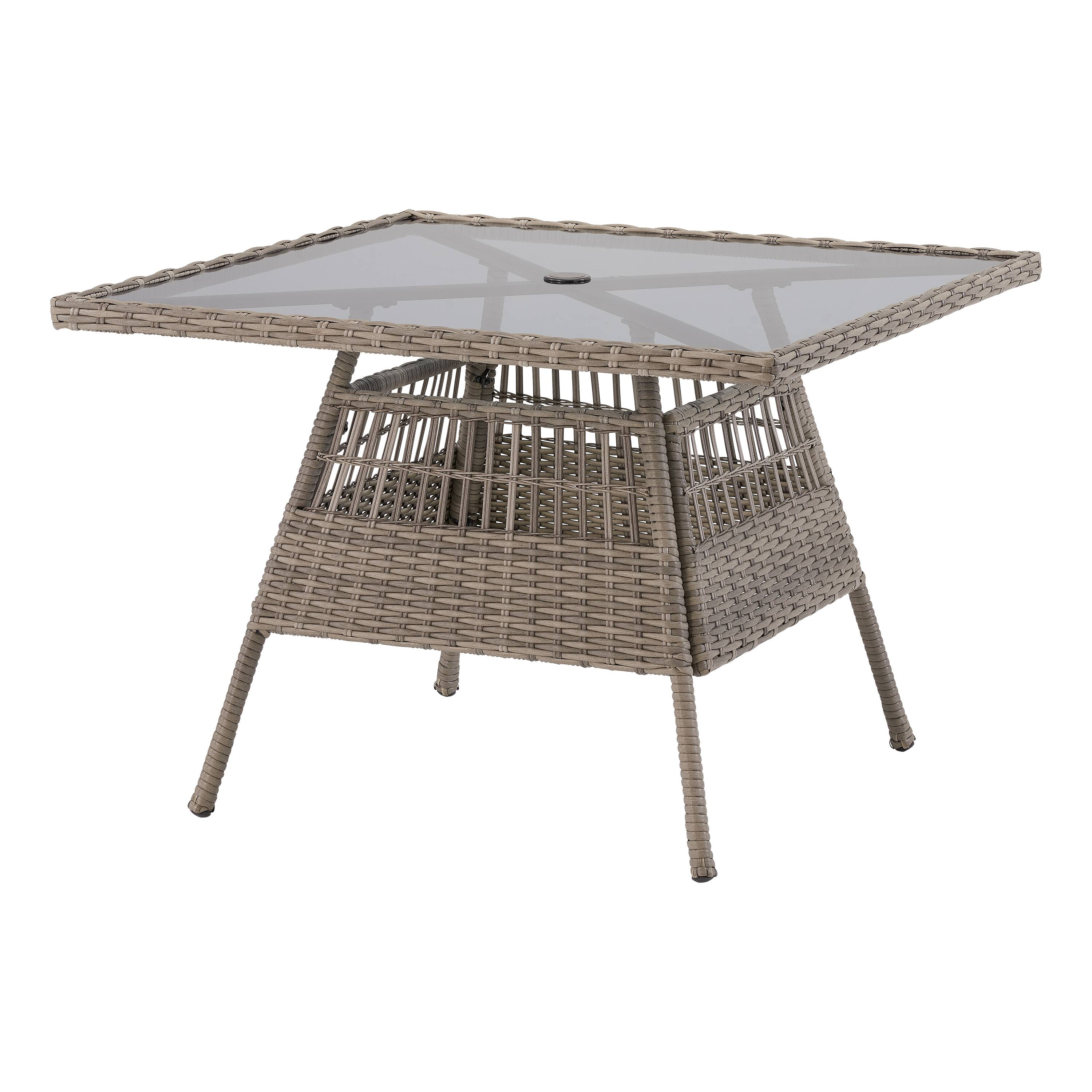 Better Homes & Gardens Belfair Square Outdoor Patio Coffee Table $55
