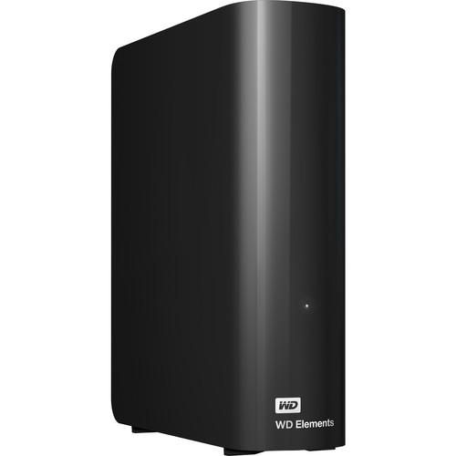 WD WD Elements Desktop WDBWLG0030HBK - Hard drive - 3 TB - external ( desktop ) - USB (WDBWLG0030HBK-NESN) $59.98