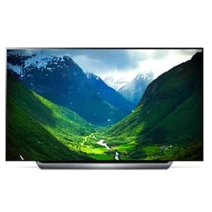 LG 77 Inch OLED 4K HDR Smart TV w/ AI ThinQ - OLED77C8PUA with $400 Dell Gift Card $3697