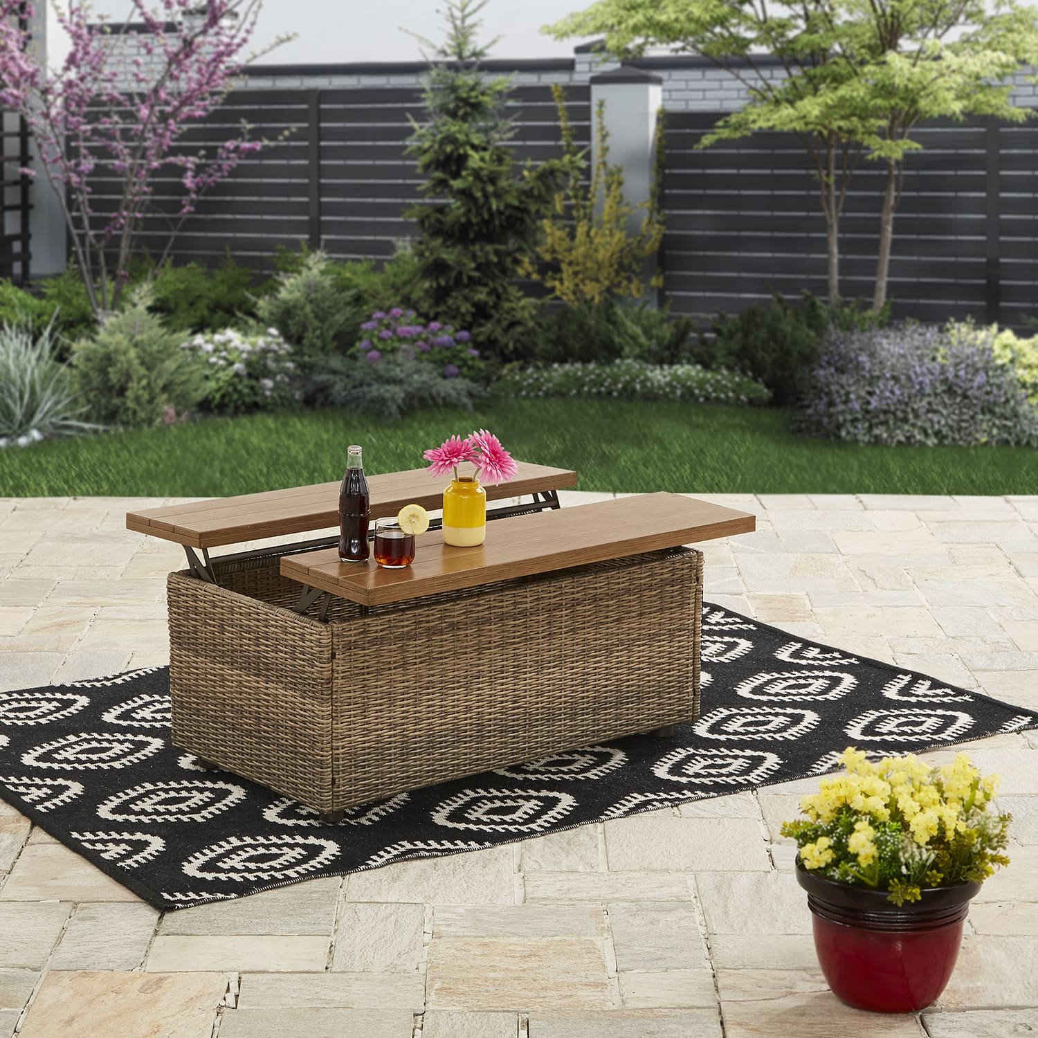Better Homes and Gardens Adley River Outdoor Deck Box $79