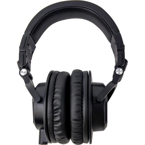 Tascam TH-07 High-Definition Monitor Headphones (Black) $50