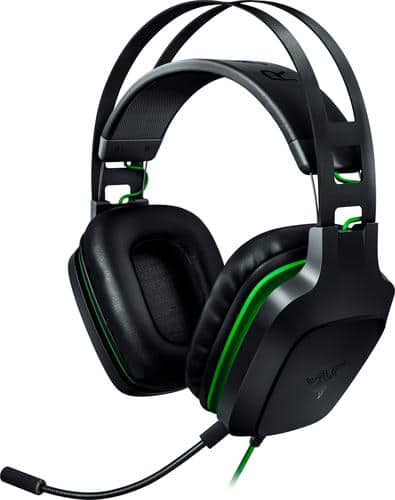 Razer Electra V2 Wired 7.1 Gaming Headset for PC, Mac, PS4, Xbox One, Nintendo Switch, Mobile Devices Black RZ04-02210100-R3U1 - Best Buy $35