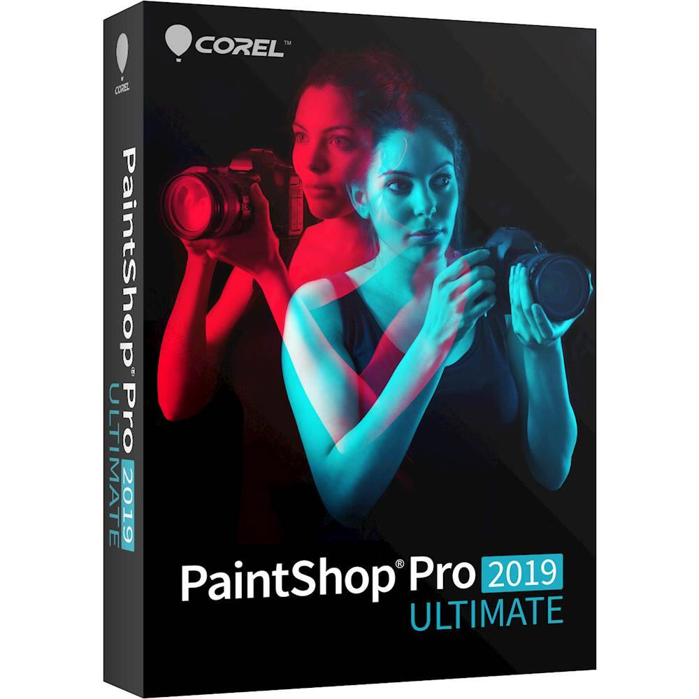 PaintShop Pro 2019 Ultimate Windows CORK1Z800F071 - Best Buy $35
