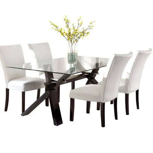 Berkley Dining Table Dark Espresso - Steve Silver $389