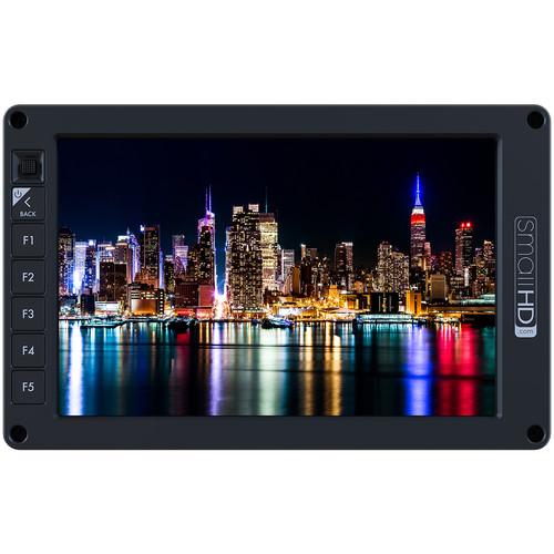 "SmallHD 702 OLED 7"" On-Camera Monitor $800"