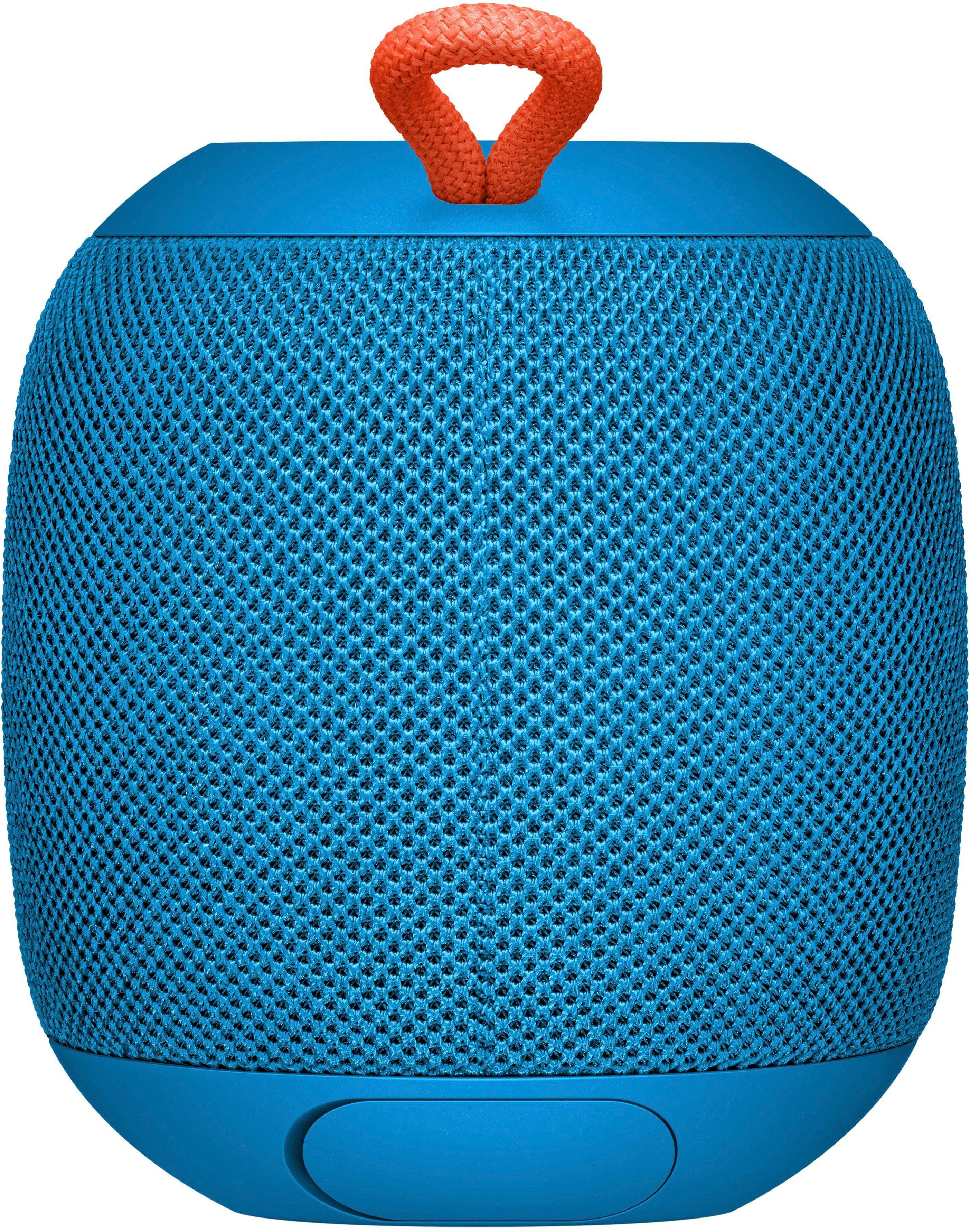 Ultimate Ears WONDERBOOM Portable Bluetooth Speaker Subzero Blue 984-000840 - Best Buy $50