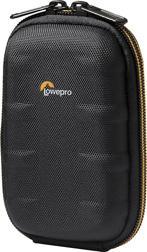 Lowepro Santiago 20 II Camera Case Black LP36856 - Best Buy $10