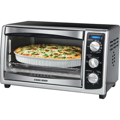 Black & Decker Convection Toaster Oven $26.07