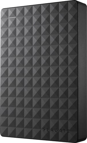 """Seagate Expansion 4TB External Hard Drive - 4TB Capacity, USB 3.0, 2.5"""", 5 Gbps Data Transfer Rate - STEA4000400 $80"""