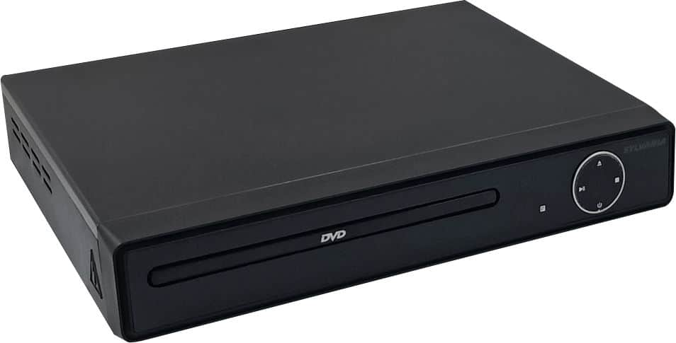 Sylvania DVD Player with MP3 Playback/JPEG Viewer Black SDVD6656 - Best Buy $20