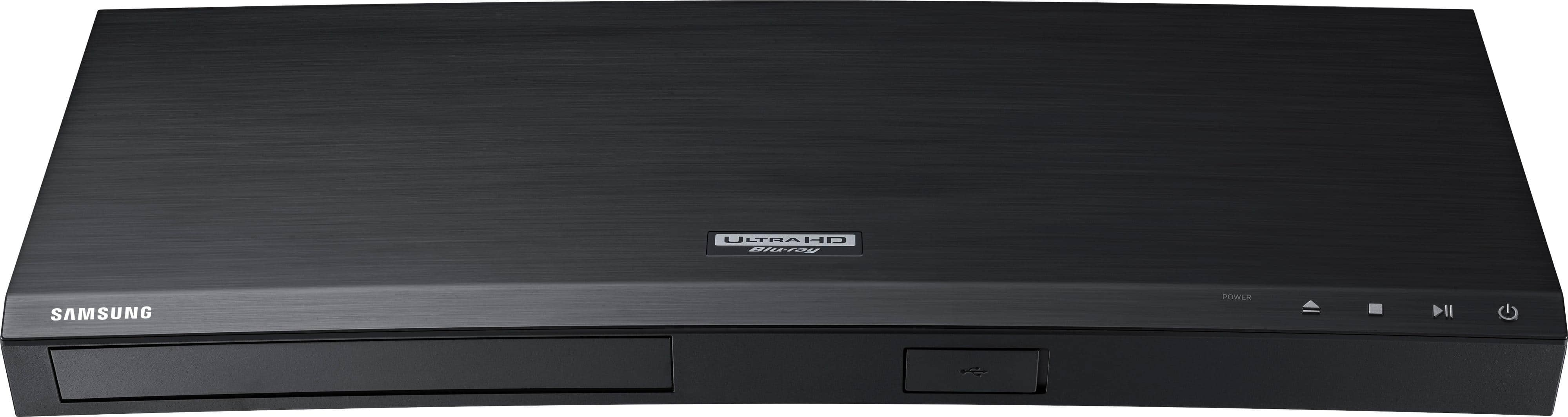 Samsung Streaming 4K Ultra HD Audio Wi-Fi Built-In Blu-ray Player Black UBD-M8500/ZA - Best Buy $170