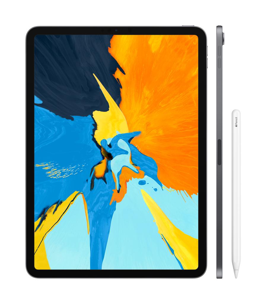 Apple 11-inch iPad Pro (2018) Wi-Fi + Cellular 256GB - Space Gray $900