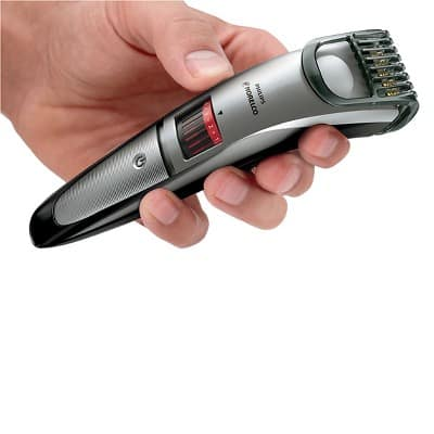 Philips Norelco - 3500 Beard Trimmer - Silver $20