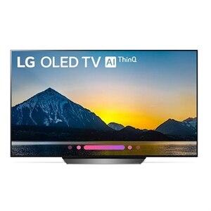 "LG 55"" OLED 4K UHD HDR Smart TV w/ AI ThinQ®- OLED55B8PUA with $150 Dell Promo eGift Card* Included $1047"