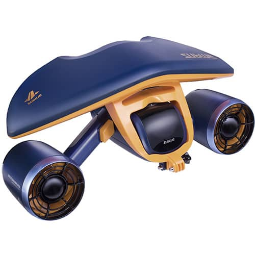 Sublue US WhiteShark Mix Underwater Scooter (Space Blue) $499