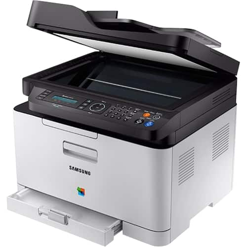 Samsung Xpress C480FW Wireless Color All-In-One Laser Printer SL-C480FW - Best Buy $180