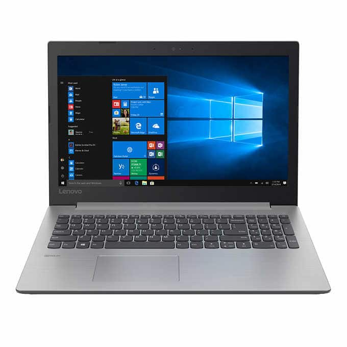 Lenovo Ideapad 330 15 Touchscreen Laptop - Intel Core i7/12GB DDR4/1TB 5400RPM SATA Hard Drive $500