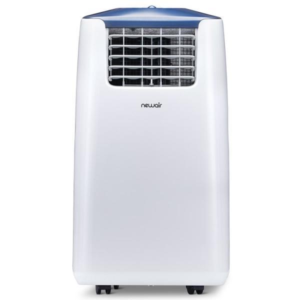 Air Premium 14,000 BTU (8,600 BTU, DOE) Ultra Compact Portable Air Conditioner and Dehumidifier with Remote Control - White $320