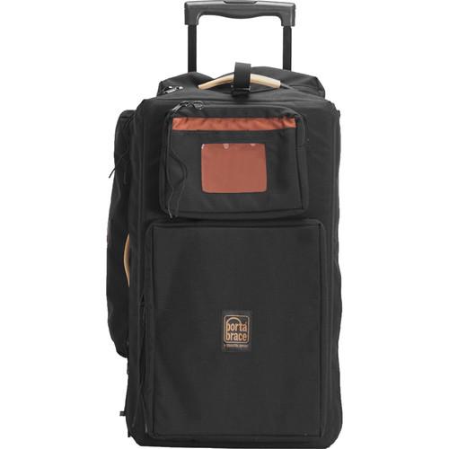 Porta Brace Wheeled Rigid Frame DSLR Case (Black) $250