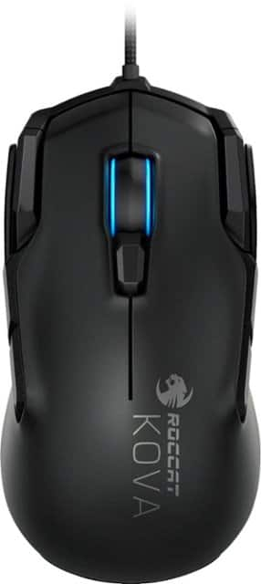 ROCCAT - KOVA AIMO Wired Optical Gaming Mouse - Black $25