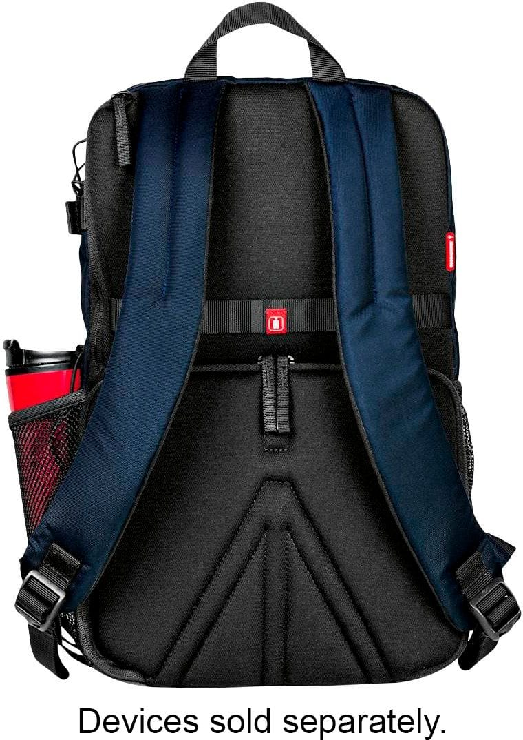 Manfrotto NX Camera Backpack Blue MB NX-BP-BU - Best Buy $30