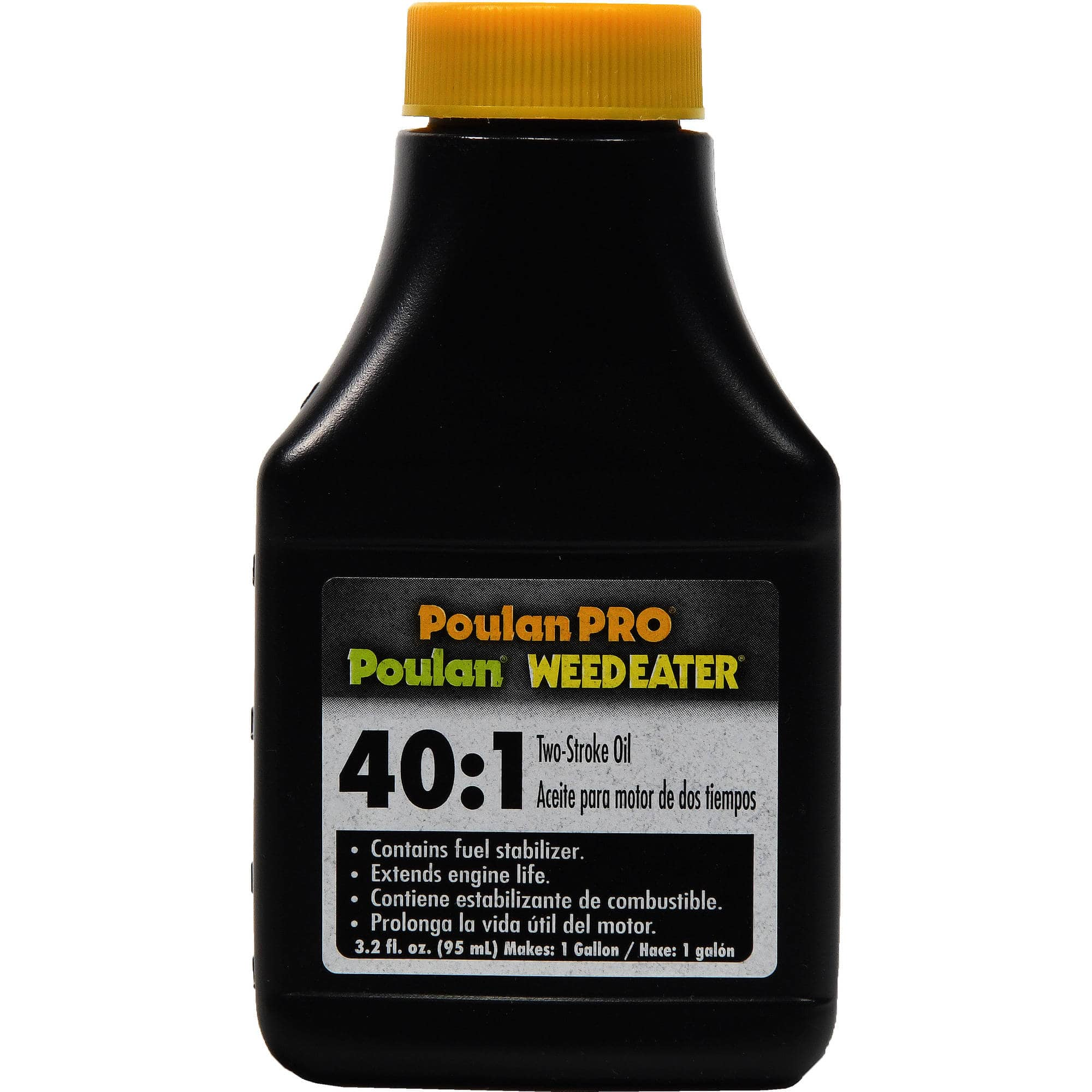 Poulan Pro/Poulan/Weed Eater 2-Stroke Easy Mix Engine Oil, 3.2 oz. $0.98