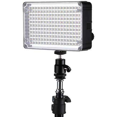 Aputure Amaran AL-H198 On-Camera LED Light $30