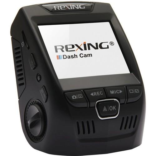 Rexing V1 Plus Dash Cam Black V1-PLUS - Best Buy $80