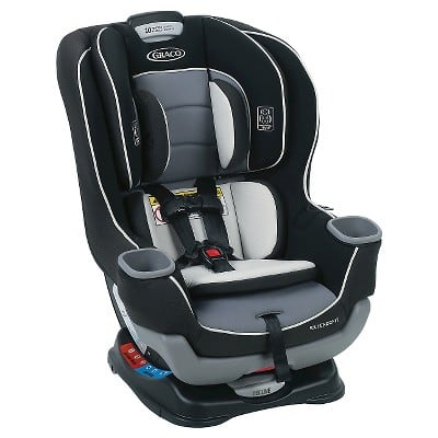 Graco Extend2Fit Convertible Car Seat $128