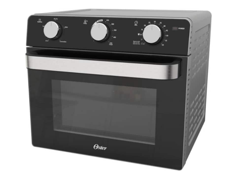 Oster - Air Fryer Toaster Oven - Black $79.99