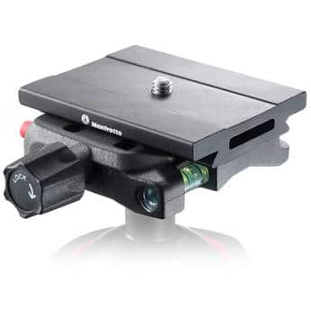 Manfrotto MSQ6 Quick Release Adapter with Plate $29.88