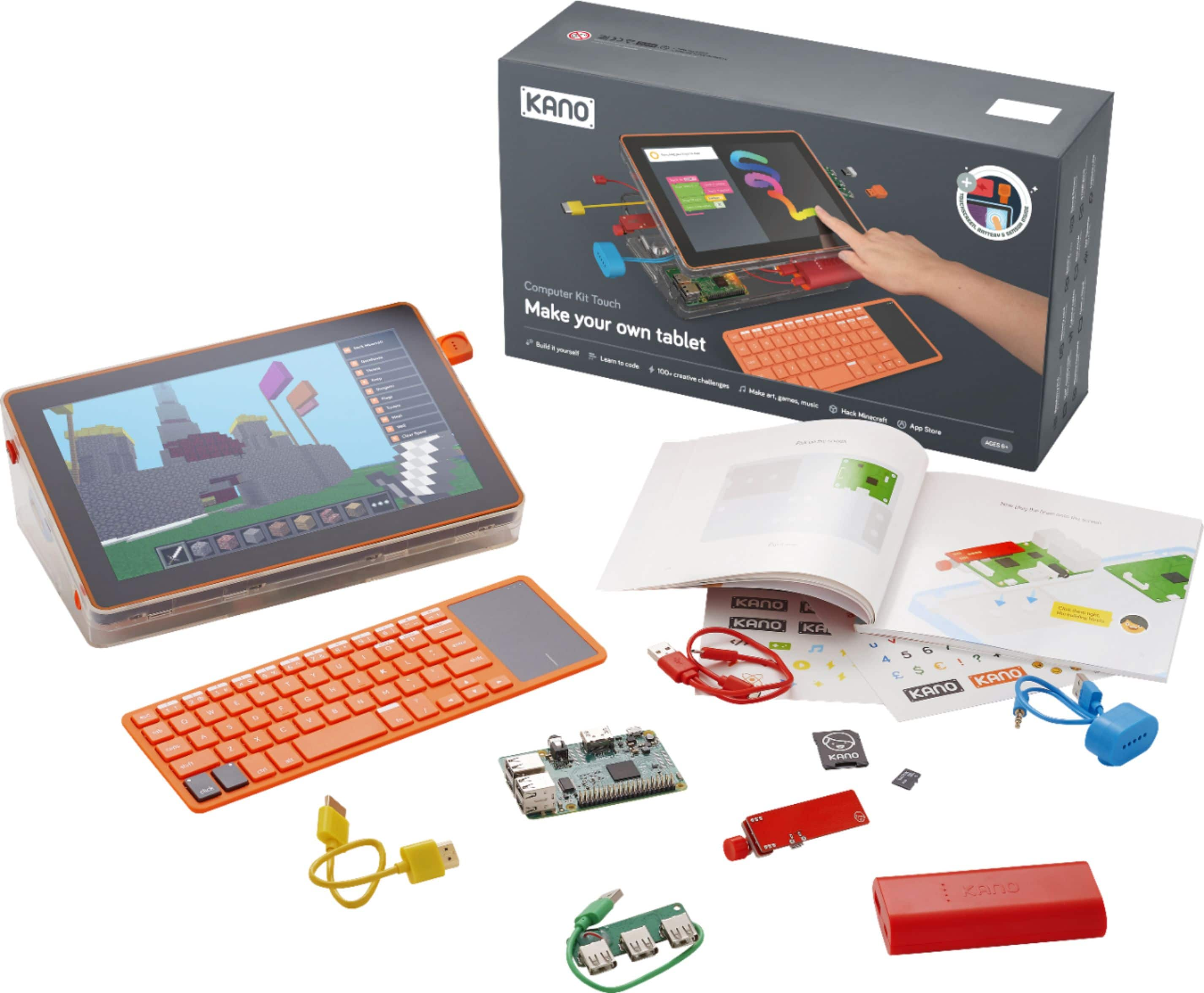 Kano Computer Kit Touch - Best Buy $113