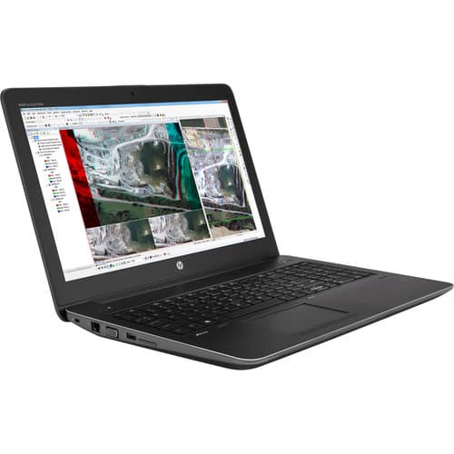 "HP 15.6"" ZBook 15 G3 Mobile Workstation/16GB /2.8 GHz Intel Xeon E3-1505M v5 Quad-Core/256 GB $950"