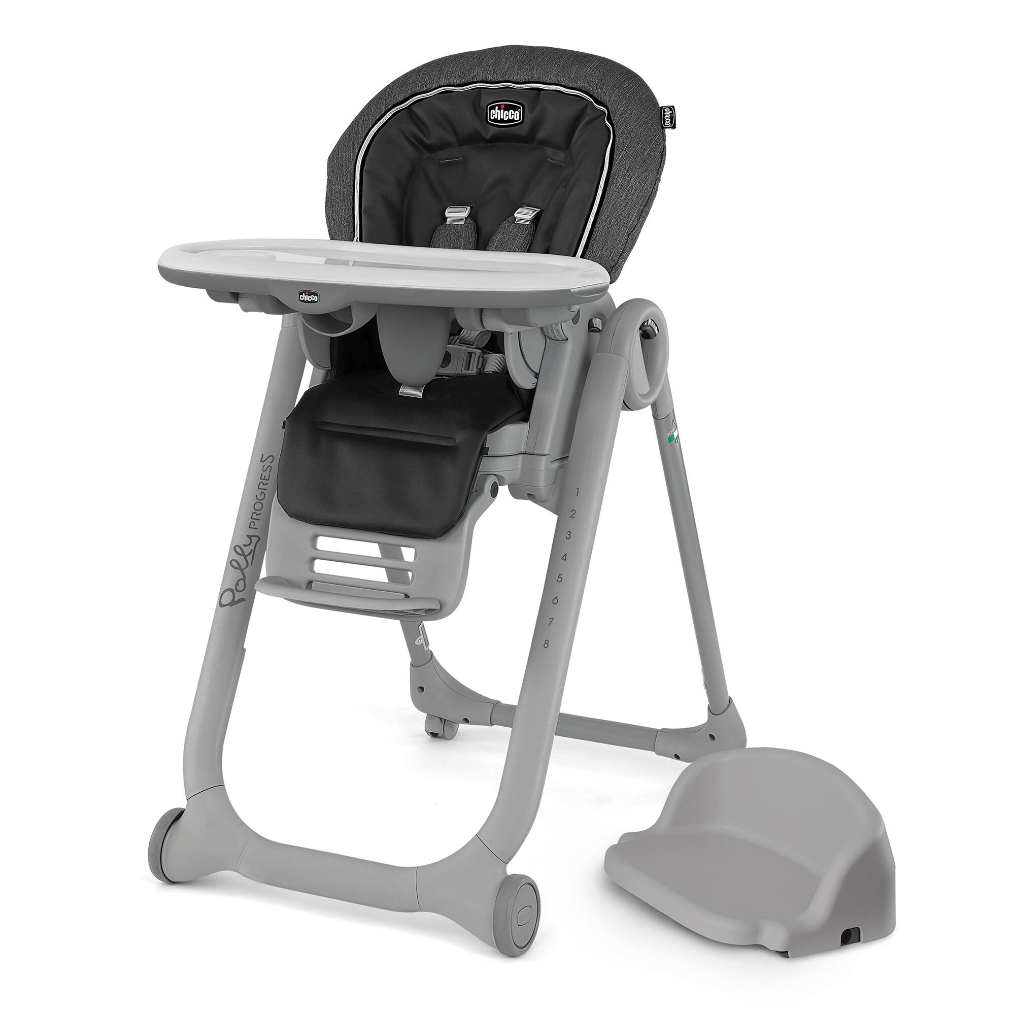 Chicco Polly Progress 5-in-1 Highchair - Minerale $100