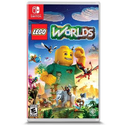 LEGO Worlds - Nintendo Switch $13