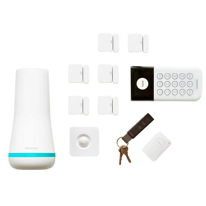 SimpliSafe Home Security Starter Kit (Member only price) $140