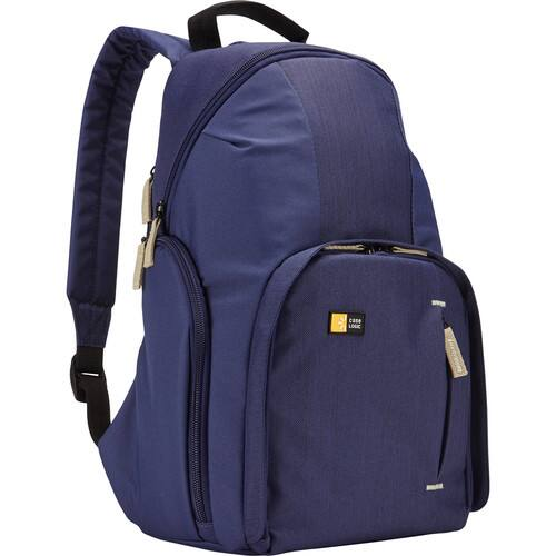 Case Logic DSLR Compact Backpack (Indigo) $20