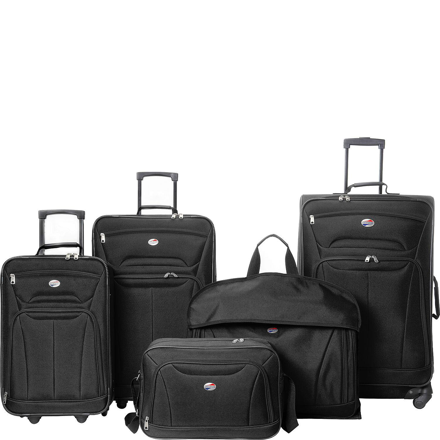 American Tourister Wakefield 5 Piece Luggage Set - eBags Exclusive $99
