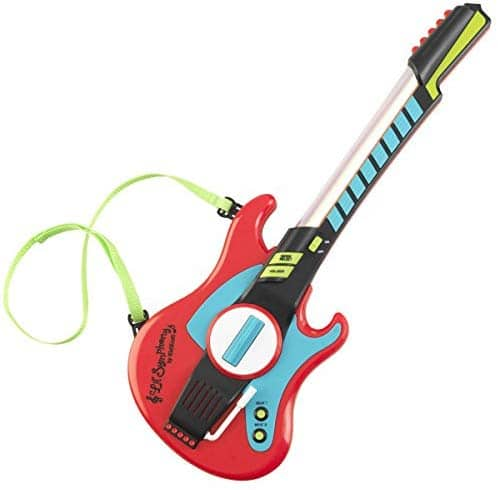 KidKraft Lil Symphony Electric Guitar Toy $13