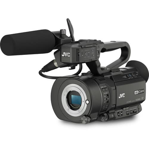 JVC GY-LS300 4KCAM Handheld S35mm Camcorder (Body Only) $1895