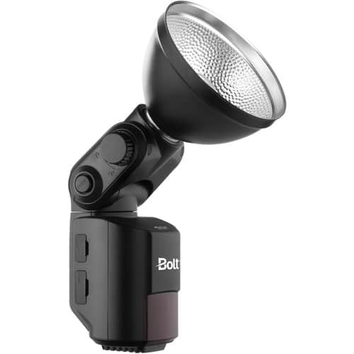 Bolt VB-22 Bare-Bulb Flash $199